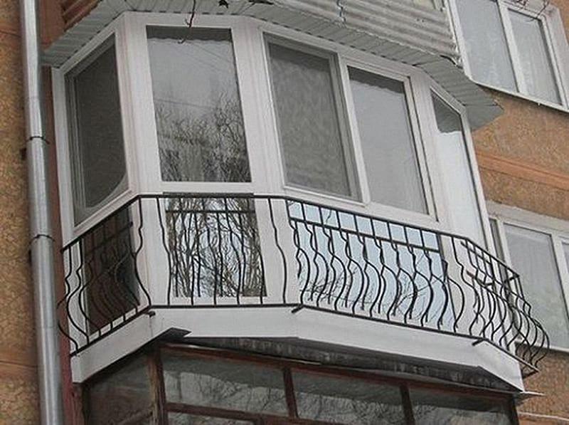 Что такое французский балкон и 5 преимуществ оформления